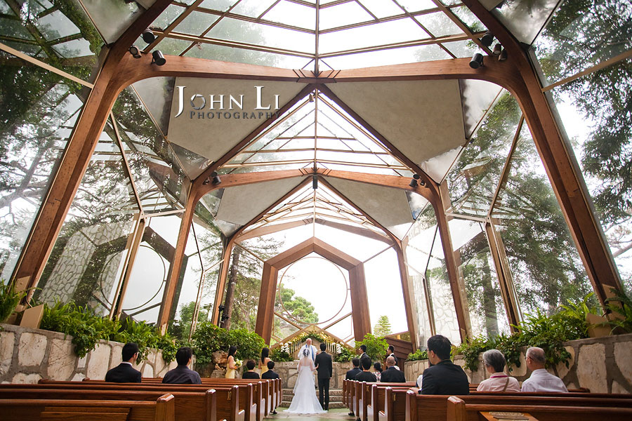 Wayfarers Chapel California Wedding