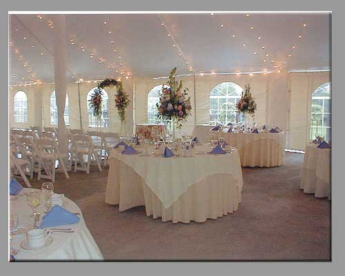 Tent Receptions for the couple desiring a country wedding reception in the & Eliza-u0027s blog: Tent Receptions for the couple desiring a country ...