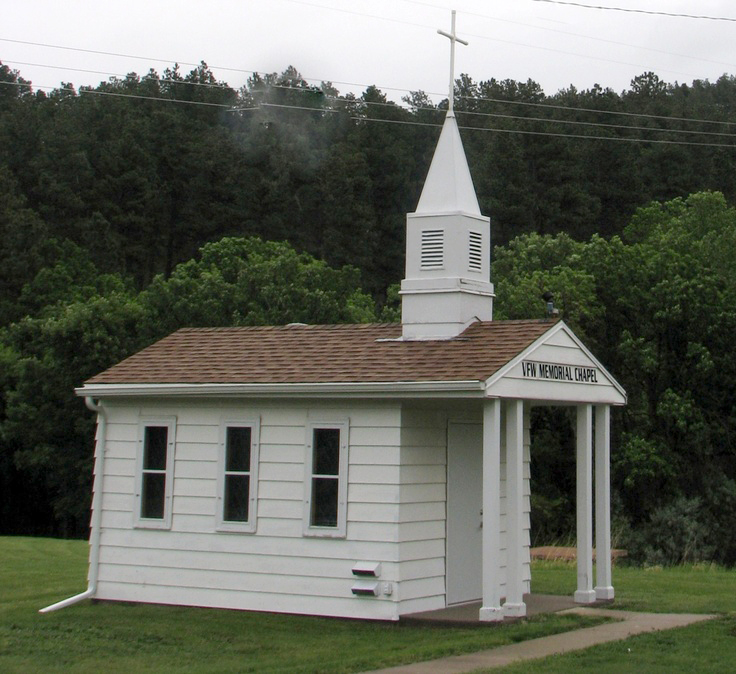 black hills wedding chapel